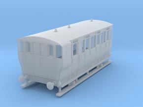 o-148fs-ger-rvr-4w-coach-no10-1 in Smooth Fine Detail Plastic