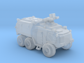 Heavy APC Razorback in Smooth Fine Detail Plastic