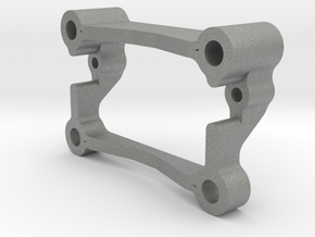 MO5-1.1 - TL-01 - Rear stabiliser mount  in Gray Professional Plastic
