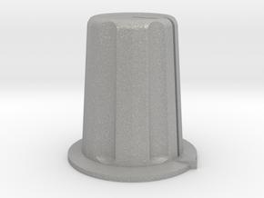 16mm rotary control knob (6mm shaft) in Aluminum