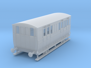 o-148fs-ger-rvr-4w-coach-no9-late-1 in Smooth Fine Detail Plastic