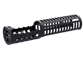 Ultimate Works Dooku Chassis in Black Natural Versatile Plastic