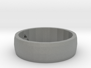 Tri Force Ring in Gray Professional Plastic: 8.25 / 57.125