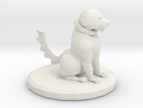 Betrayal At House On The Hill Omen - Dog in White Natural Versatile Plastic