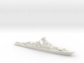 Krivak I-class frigate, 1/2400 in White Natural Versatile Plastic