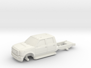 1-64-ford-pickup-truck-hollow in White Natural Versatile Plastic