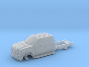 1-64-ford-pickup-truck-hollow in Smooth Fine Detail Plastic