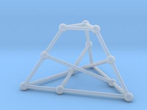 Tietze's graph in Smooth Fine Detail Plastic
