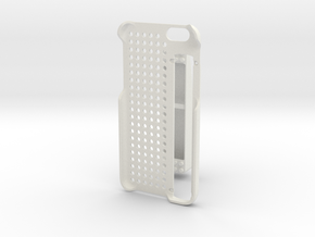 Structure Sensor Case - iPhone 6 by Guido De Marti in White Premium Versatile Plastic