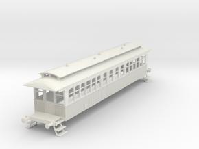 o-32bas-wcpr-bogie-coach in White Natural Versatile Plastic