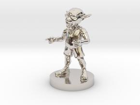 Swag Goblin in Platinum