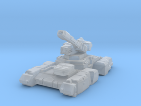 Tyrantei Heavy Tank  in Smooth Fine Detail Plastic
