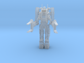 Colonial Powerloader Mech  in Smooth Fine Detail Plastic