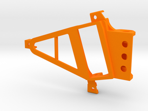 PSNS00502 motor mount for NSR chassis, Box OF05 in Orange Processed Versatile Plastic