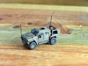 OSHKOSH JLTV scale: 1:160 in Smooth Fine Detail Plastic