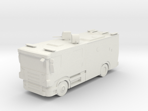 Riot Vehicle Sprayer  in White Natural Versatile Plastic