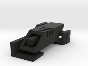 Ingress Portal Key in Black Premium Versatile Plastic