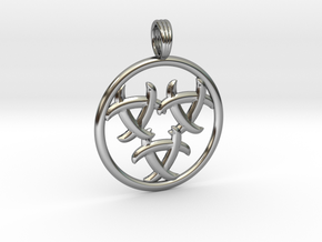 GNOSTIC RELEASE in Antique Silver