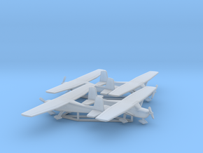Cessna 150C in Smooth Fine Detail Plastic: 6mm
