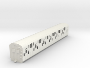0-100-bulleid-dd-emu-trailer-coach in White Natural Versatile Plastic