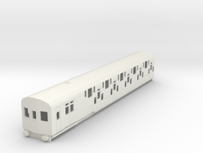 0-100-bulleid-dd-emu-driver-coach in White Natural Versatile Plastic