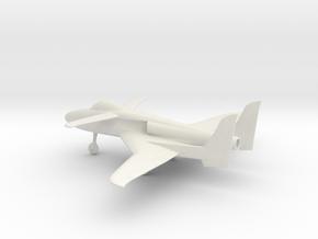 Scaled Composites 151 ARES in White Natural Versatile Plastic: 1:64 - S