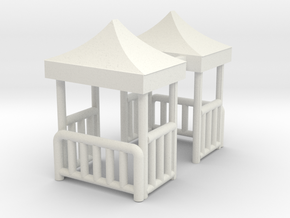 new gate two pack in White Natural Versatile Plastic