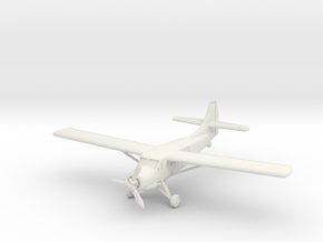 DeHavilland Canada DHC-3 (U-1) Otter 1/200 in White Natural Versatile Plastic