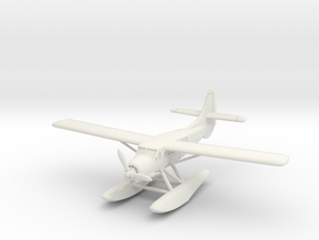 DeHavilland Canada DHC-3 Otter (with floats) 1/200 in White Natural Versatile Plastic