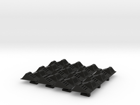 Rebellious Ice Base: Ground Lights 1:43 Tapered 24 in Black Natural Versatile Plastic