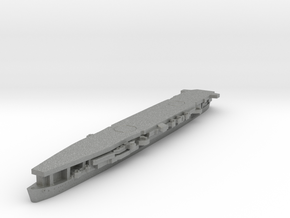 Zuiho Aircraft Carrier (Japan) in Gray Professional Plastic