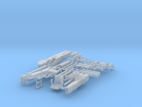 1:25 Z-Kran in Smooth Fine Detail Plastic