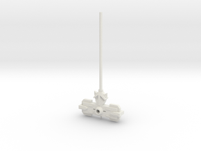 forge hammer 3mm in White Natural Versatile Plastic