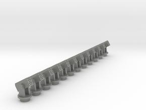 (1:285) RAM (x12) in Gray PA12