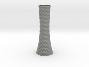 Vase 1004A in Gray PA12