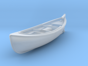 1/96 USN 26-foot Motor Whaleboat in Smooth Fine Detail Plastic