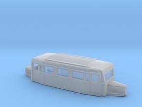 Wismar Schienenbus Typ B in Smooth Fine Detail Plastic
