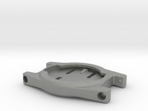 Garmin Edge Watch Mount in Gray Professional Plastic