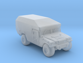 M997 Ambulance 220 scale in Smooth Fine Detail Plastic