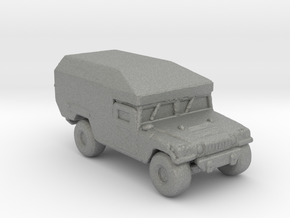 M997 Ambulance 220 scale in Gray Professional Plastic