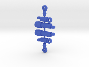 Centaurus Arms in Blue Processed Versatile Plastic