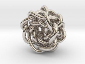 B&G Knot 20 in Platinum