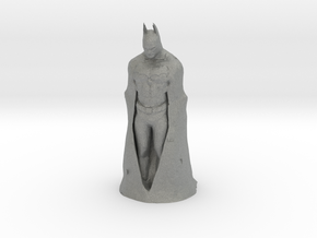 HO Scale Batman in Gray Professional Plastic