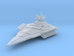 Victory Stardestroyer Type II in Smooth Fine Detail Plastic