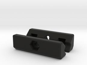 Mount_Parts in Black Natural Versatile Plastic