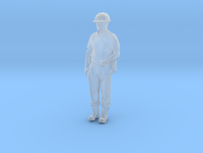 Printle V Homme 1602 - 1/72 - wob in Smooth Fine Detail Plastic
