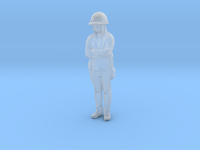 Printle V Homme 1601 - 1/72 - wob in Smooth Fine Detail Plastic