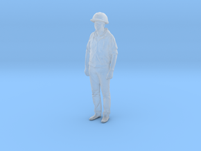 Printle C Homme 1593 - 1/72 - wob in Smooth Fine Detail Plastic