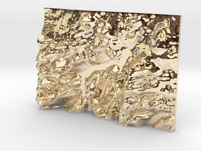Ullswater in 14K Yellow Gold