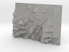 Ullswater in Aluminum
